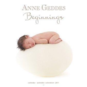 ANNE GEDDES Broschürenkalender 2010 Flowers 30x30 - Geddes Flower Anne