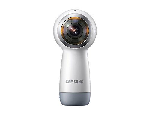 Samsung-GEAR-360-2017-Videocamera-da-15-MP-e-Fotocamera-a-360--4-K-Bluetooth-V41-1160-mAh-Memoria-fino-a-256-GB-Versione-Italiana