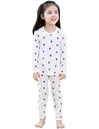 Menschwear Conjunto térmico de Ropa Interior para niña