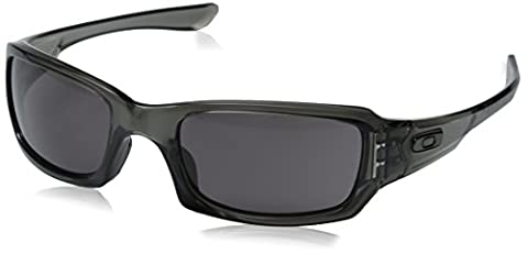 Oakley Women's Casual Sunglasses Grey Smoke/Warm Grey (S3) One Size grey Grey Smoke/Warm Grey (S3) Size:One