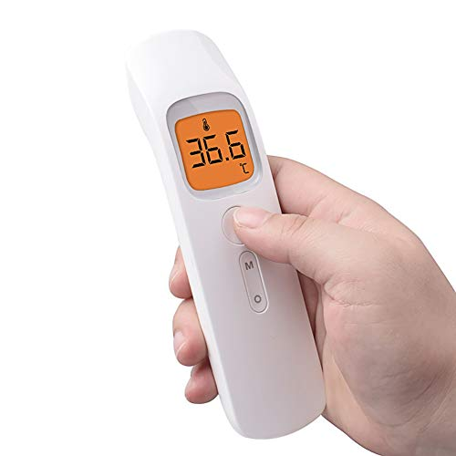 Frente Arma termómetro, Sin Contacto del Dispositivo de medición de Temperatura, Termomete infrarroja...