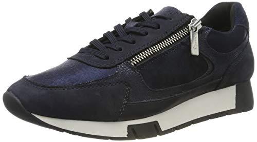 Tamaris Damen 1-1-23738-23 Sneaker, Blau (Navy Comb 890), 40 EU