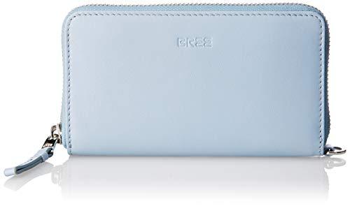 BREE Collection Damen Issy 134, Celestial Blue, Z. C. P. M S19 Geldbörse, Blau, 2x8x15.5 cm Celestial 8