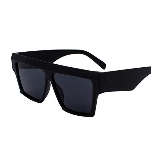 Makefortune 2020 Damen Männer Brille,Europäische und amerikanische Mode Damenmode Cat Eye Sonnenbrille Damenmode Cat Eye Shades Sonnenbrille Integrierte Brille
