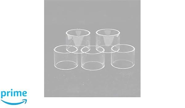 4.5-m-l RUIYITECH 5PCS Replacement Glass Tube Replacement Glass tank Clear For Vandy vape BERSERKER MTL RTA 2-m-l 4.5 m-l 6-m-l