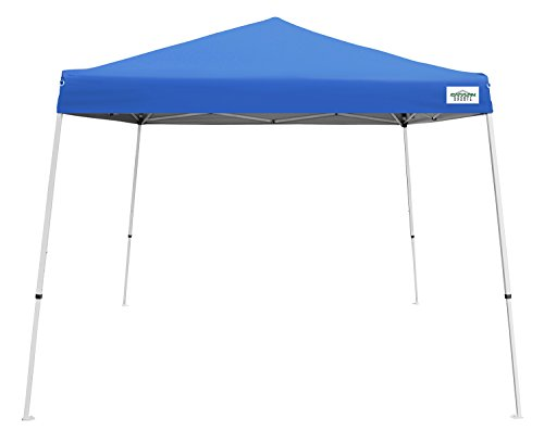 Caravan Canopy 21007800020 Sonnendachset der V-Serie2, 304,80x304,80cm - Blau (Canopy Amazon)