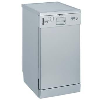Whirlpool ADP 688 IX Autonome 10places A lave-vaisselle - lave-vaisselles (Autonome, Blanc, 10 places, 35 dB, A, 170 min)