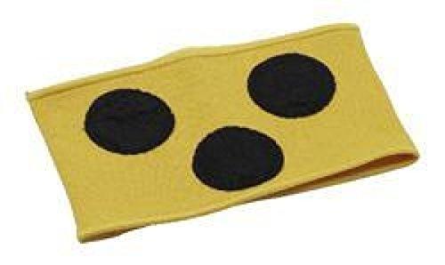 Armbinde Elastisch Größe S - Blindenarmbinde - Kennzeichnung für Blinde