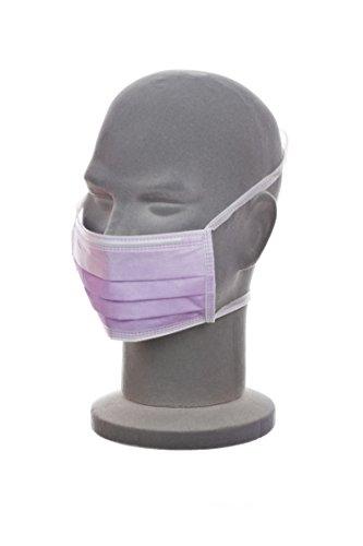 Barriere MK4236OP Maske Passform Beziehungen, extra Schutz, Konformität/Spezifikation EN 14683, Typ IIR (50Stück) -