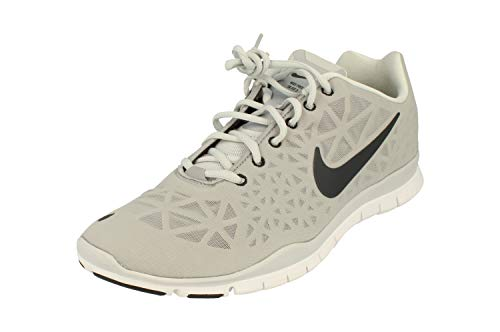 Nike Damen Free TR Fit 3 Running 555158 Sneakers Turnschuhe (UK 9.5 US 12 EU 44.5, Grey Anthracite White 008) (Fit 3 Nike Tr)