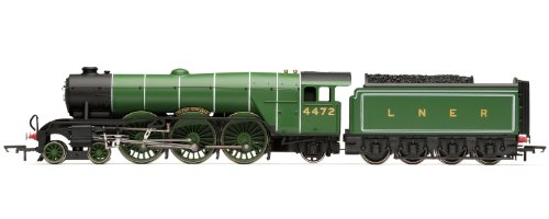 Hornby R3086 Railroad LNER 4-6-2 'Flying Scotsman' Class A3 Calibre 00 Locomotive à Vapeur