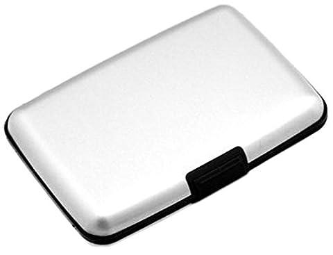 Oramics Aluminium Carte de crédit étui–Protection sûre pour cartes de crédit et carte d'identité