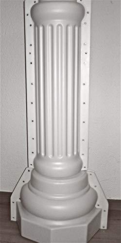 Gießformen Set für die Herstellung von Säulen