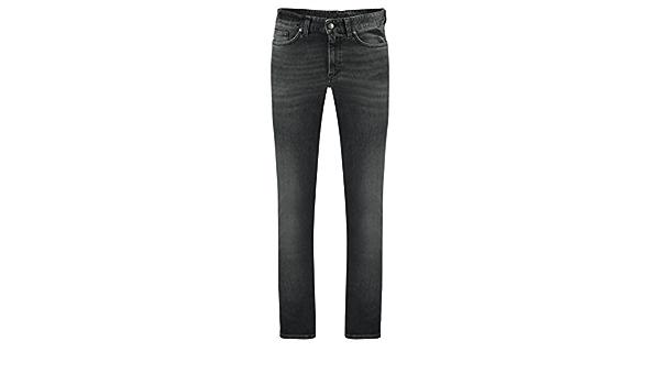 38//32 Gr/ö/ße Farbe BOSS Hugo Herren Jeans Denim-Hose Grau