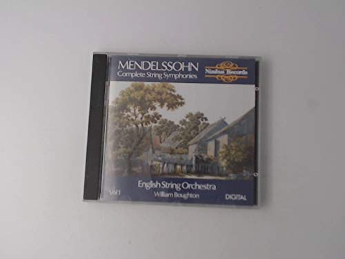 Complete String Symphonies Vol. 1 -