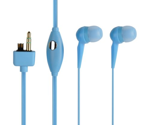 Speedlink Tune Kopfhörer für den Nintendo Handheld (spezieller Nintendo-Anschluss) hellblau
