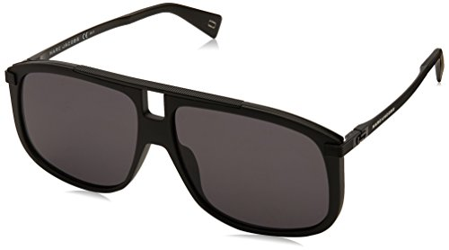 Marc Jacobs Herren MARC 243/S IR 003 60 Sonnenbrille, Matt Black/Gy Grey,