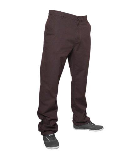 Urban Classics Chino Pants, Pantaloni Uomo Verde
