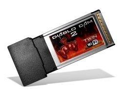 Cas 3 Plus Diablo Cam 2.6 Wifi Cardreader Kabel Bundlee