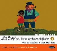 Jim Knopf und Lukas der Lokomotivführer, Tl.1, Von Lummerland nach Mandala, 2 Audio-CDs