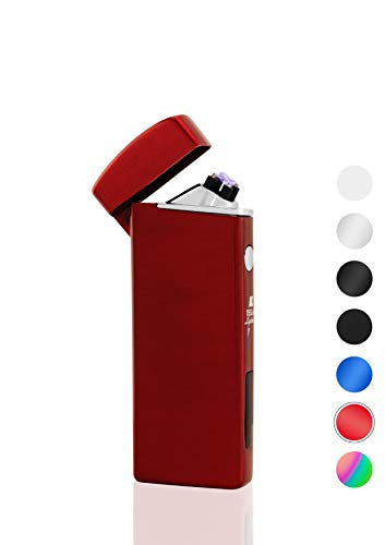 TESLA Lighter T14 Double Arc Rot