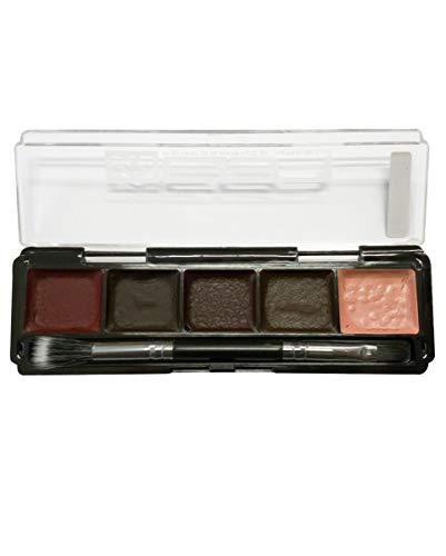 - Wasserfestes Profi Spezial Make-up - 5 Farben für TV & Bühne ()