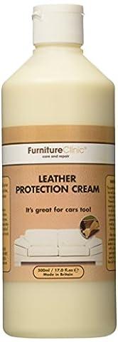 Crème de protection cuir - 500ml