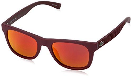 hsene L790S 603 52 Sonnenbrille, Rot (Matte Burgundy), ()