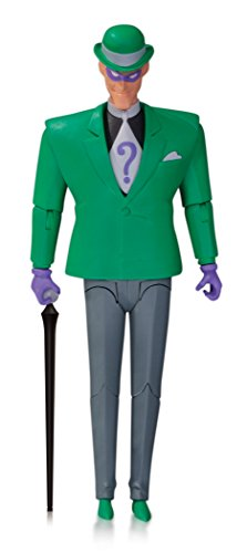 DC Collectibles Batman The Animated Series Figura The Riddler 15 cm