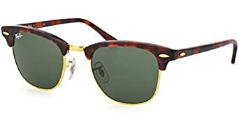 Ray-Ban Round Sunglasses (Gold) (Rb 3016 W0366 3N (Brown))