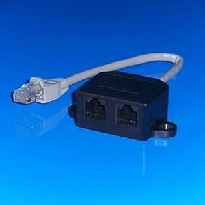 bestplug dsl lan netzwerk kabel adapter kamera. Black Bedroom Furniture Sets. Home Design Ideas