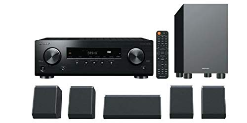 Pioneer - Home cinema HTP-076-B