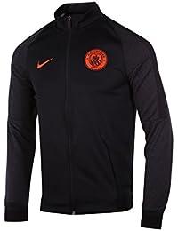Nike Manchester City F.C. M Nk Dry Strke TRK Jkt K Chaqueta 392f14348e5a