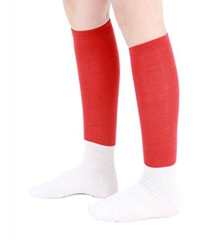 n Rockford Peaches Kostüm Socks (Rockford Peaches)
