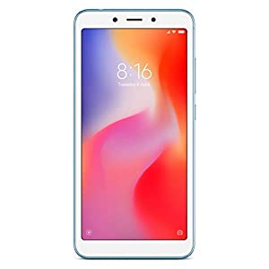 Xiaomi Redmi 6A (Blue, 16GB)