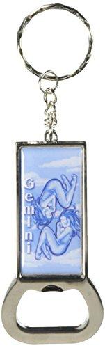 graphics-and-more-bottlecap-opener-key-chain-gemini-twins-zodiac-astrological-sign-astrology-kk7091