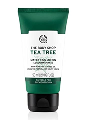 The Body Shop Lotion Matifiante d'Arbre à Thé 50ml