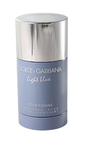 Dolce & Gabbana Light Blue homme / men, Deodorant Stick 75 ml, 1er Pack (1 x 1 Stück) (Dolce Gabbana Blue Parfums Light)