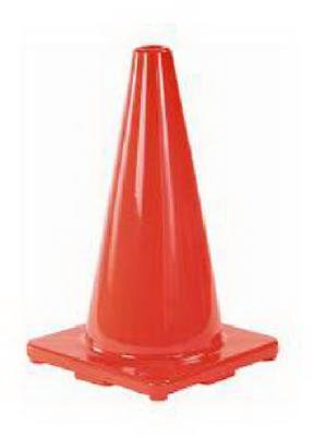 MSA Safety Works 10073409 18-Inch Safety Cone by Safety Works