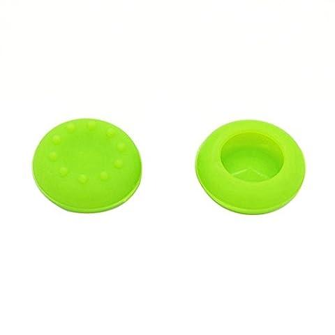 Stillshine prise de pouce thumb grip silicone caps pour PS2,