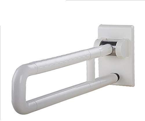 JYSLG Haltegriff für Senioren Edelstahl Handlauf rutschfest Badewannengriff Extra Stabil Hilfsmittel für Bad WC 60cm