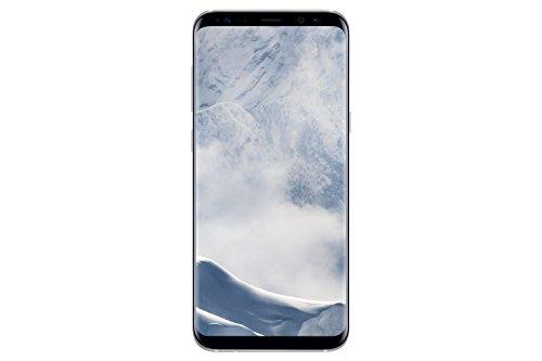 Samsung Galaxy S8 Plus - Smartphone libre (6.2'', 4GB RAM, 64GB, 12MP), Plata, - [Versión francesa: No incluye Samsung Pay ni acceso a promociones Samsung Members], color Plata