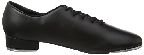 So Danca Ta04/05, Scarpe da Tip-Tap Unisex-Adulto Nero (Black)