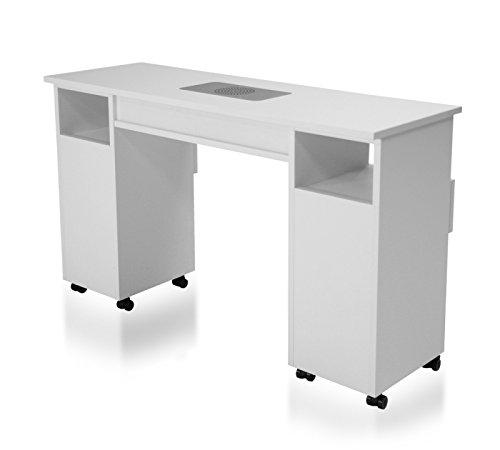 Nagelstudio Tisch mit Staubabsaugung - 4