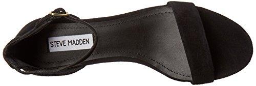 Steve Madden Irenee tacco del sandalo Black