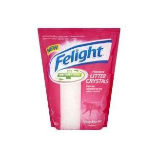 BOB MARTIN Bob Martin Felight Anti Bacterial Premium Cat Litter Crystals 3.8ltr pack of 1 315 Tp7 2BJQL