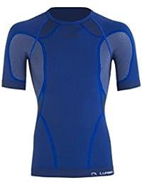 Lurbel - T-Shirt Short Sleeves Danubio, color azul, talla M