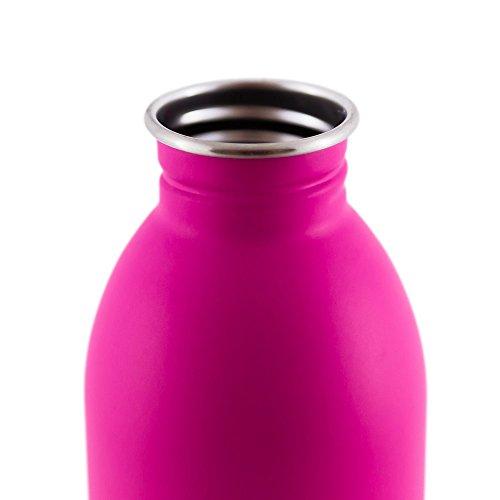 Bid/ón urbano color rosa