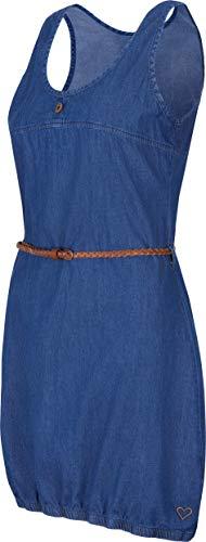 alife & kickin Doja Dress Damen Kleid, Dark Denim, XL - Am Strand Kleid