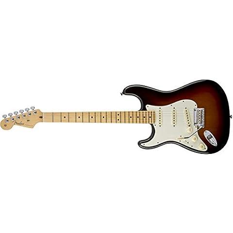 Fender American Standard Stratocaster MN 3TS · Guitarra eléctrica zurdos